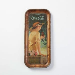 CocaCola Antique Tray