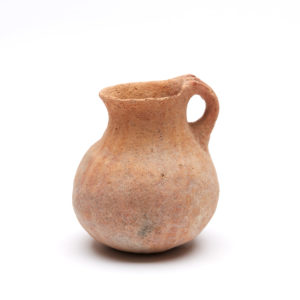 Antique Terracotta Small Pitcher