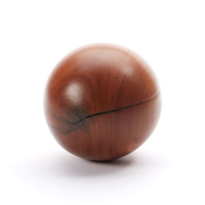 Wood Sphere