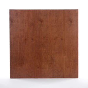 Deep Stained Maple 48x48 043