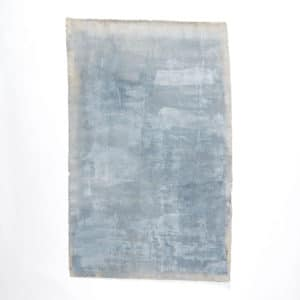 Canvas No.15 (Icy Blue & Grey)